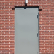 tuck pointing brick repair and door installation